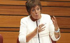 Mercedes Martín releva a Virginia Barcones como delegada del Gobierno en Castilla y León