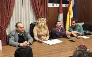 El PP inicia la campaña en La Cabrera destacando la importancia de la pizarra y la necesidades de las conexiones