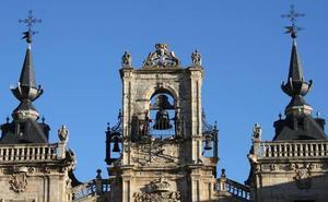 ¡Talán!, el relojero que se ha hecho viral con el reloj de Astorga