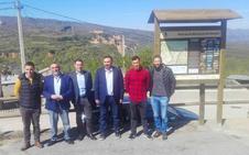 La Federación de Deportes de Montaña de Castilla y León homologa la ruta de las Barrancas de Santalla