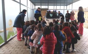 La Escuela Municipal Infantil Hermana Carmen Gómez celebra sus IX Jornadas de Educación Vial