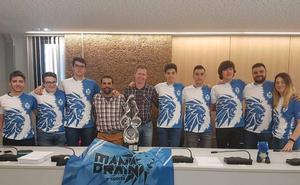 Villaquilambre recibe a los campeones del torneo League of Legends de Cyber Havell