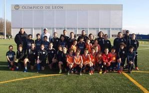 La Peña Leonesa FCB participa en un Torneo en Madrid en el que se enfrentará al FC Barcelona