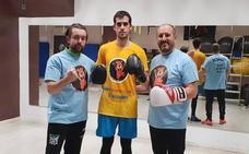 El boxeador leonés Rubén Álvarez se mide a Felipe Morales en O Barco de Valdeorras