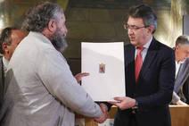 La Diputación reconoce como Cronistas de León a una veintena de personas