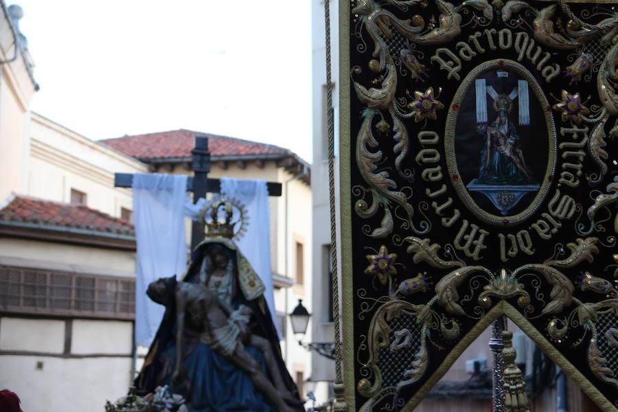 León arropa a La Morenica
