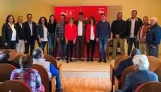 Cendón: «El PSOE es el único partido que puede hacer frente a las tres derechas»