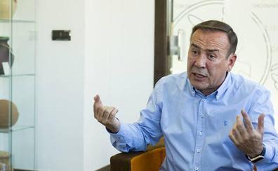 Ignacio Morchón, propietario del Grupo El Salvador: «Estamos viviendo una película de Hitchcock, esto es una pesadilla»