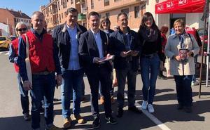 El PSOE insiste en el Corredor Atlántico y en Torneros como ejes en materia de infraestructuras