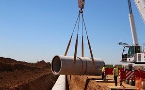 El Gobierno deja 'atado' la ejecución de las obras del sector XIX de Payuelos para la modernización de 4.000 hectáreas