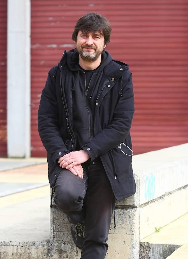 Rafa Mayoral, secretario con la Relación de Sociedad Civil y Movimientos Sociales de Podemos