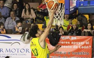 Basket León se da un festín en Lugo