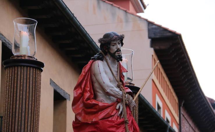 Imágenes de la procesión de la Redención