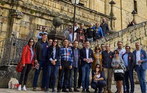 El PSOE apuesta por el Camino de Santiago como punta de lanza del turismo de calidad en la provincia
