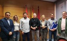El PP de León muestra a AUGC su compromiso con el acuerdo para la equiparación salarial