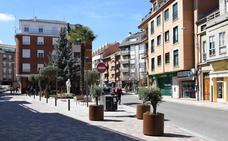 La Bañeza remodela las calles Imperial y Escultor Rivera tras invertir 205.000 euros