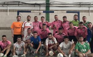Veintitres años de 24 horas de Fútbol Sala en La Virgen del Camino
