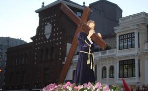 Solemnidad y recogimiento en el Rosario de Pasión