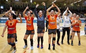 Mireya González y el Siofok alcanzan la final de la EHF Cup