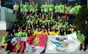 Cuatro atletas de León estarán concentrados en Gandía esta Semana Santa