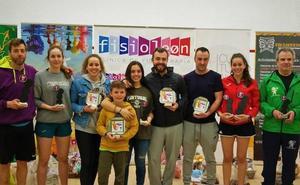 El II Torneo Benéfico de Squash para Autismo León recauda más de 2.000 euros