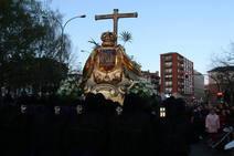 Procesión de la Pasión en León