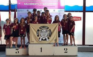 El CD Sos León triunfa en Valladolid