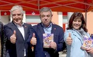 Justo Fernández plantea un plan de turismo idiomático para la provincia de León a través del Camino de Santiago