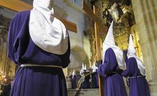 Imágenes del Vía Crucis Leonés Cantado