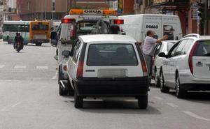 Uno de cada tres coches que circula por Castilla y León es anterior a la Guerra de Irak