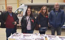 IU visita Boñar para recoger las necesidades del área rural de la provincia