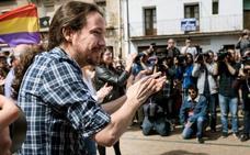 Pablo Iglesias se jacta de que su presencia en la campaña ha relanzado a su partido