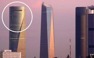 Desalojan Torre Espacio, en Madrid, por una amenaza de bomba