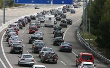 Tráfico prevé un millón de desplazamientos en Castilla y León en la segunda fase de la Semana Santa