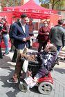 El PSOE en Astorga