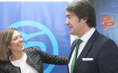 Juan Carlos Suárez-Quiñones, 'numero 1' a las Cortes autonómicas por el PP de León