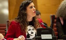La candidata de Unidas Podemos al Parlamento Europeo estará en León y La Robla