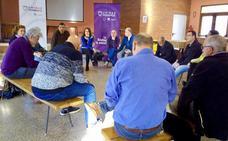 Unidas Podemos presenta sus propuestas para sostener las pensiones