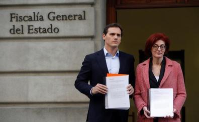 Rivera señala a Bildu y Sortu en su denuncia ante la Fiscalía por el acoso en Rentería