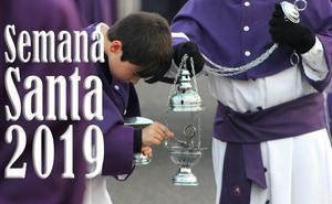 Las procesiones de este Jueves Santo en León