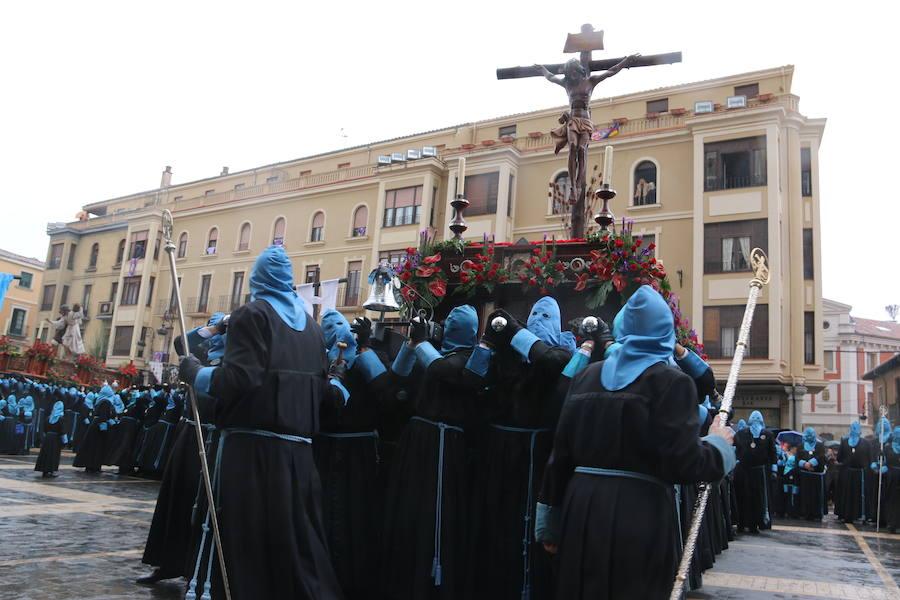 Acto de las Bienaventuranzas en la plaza de Regla