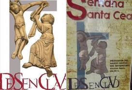 Denuncian el 'plagio' de la Semana Santa de Cea al cartel del Desenclavo de León