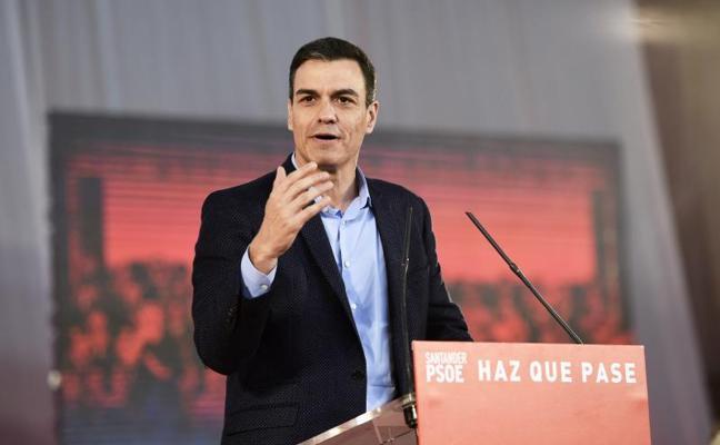Sánchez prepara su 'perfil zen' para los debates con Casado, Iglesias y Rivera