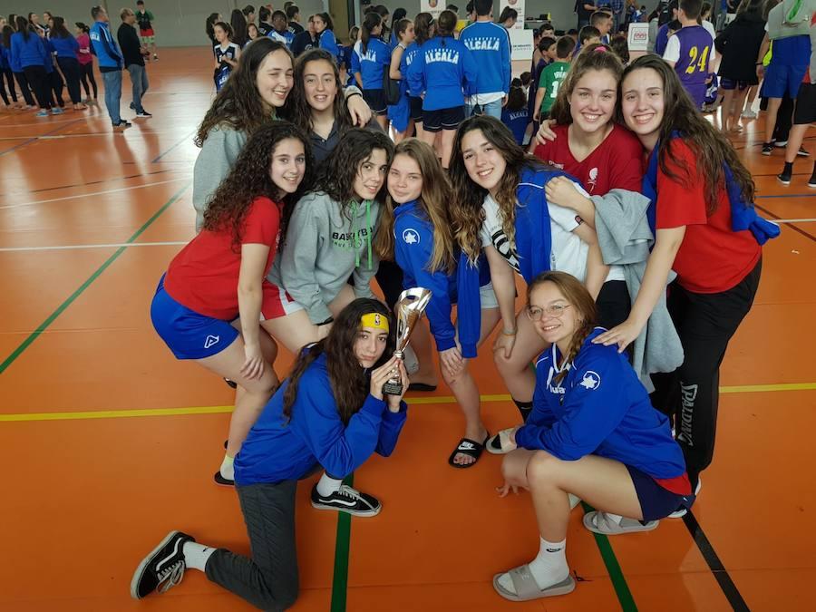 El Agustinos disfruta de diferentes competiciones
