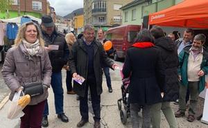 Justo Fernández afirma que la comarca de Laciana se merece «el futuro que PSOE y PP le ha negado durante décadas»