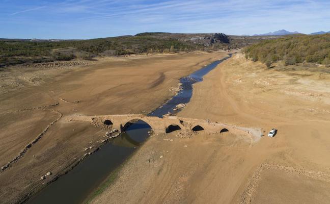 El cambio climático en Castilla y León pasa por lluvias torrenciales de corta duración jalonadas por periodos de sequía