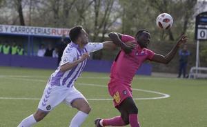 Una Ponferradina de segundas partes vence al Valladolid B y se acuesta segunda en la tabla