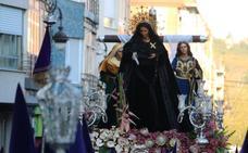 La Soledad invade León de luto y tristeza antes de ver la Gloria