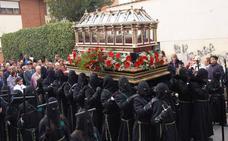 Benavides se entrega a su Semana Santa