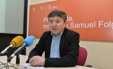 El empresario Javier Campos irá con Folgueral en la lista de USE Bierzo para Ponferrada